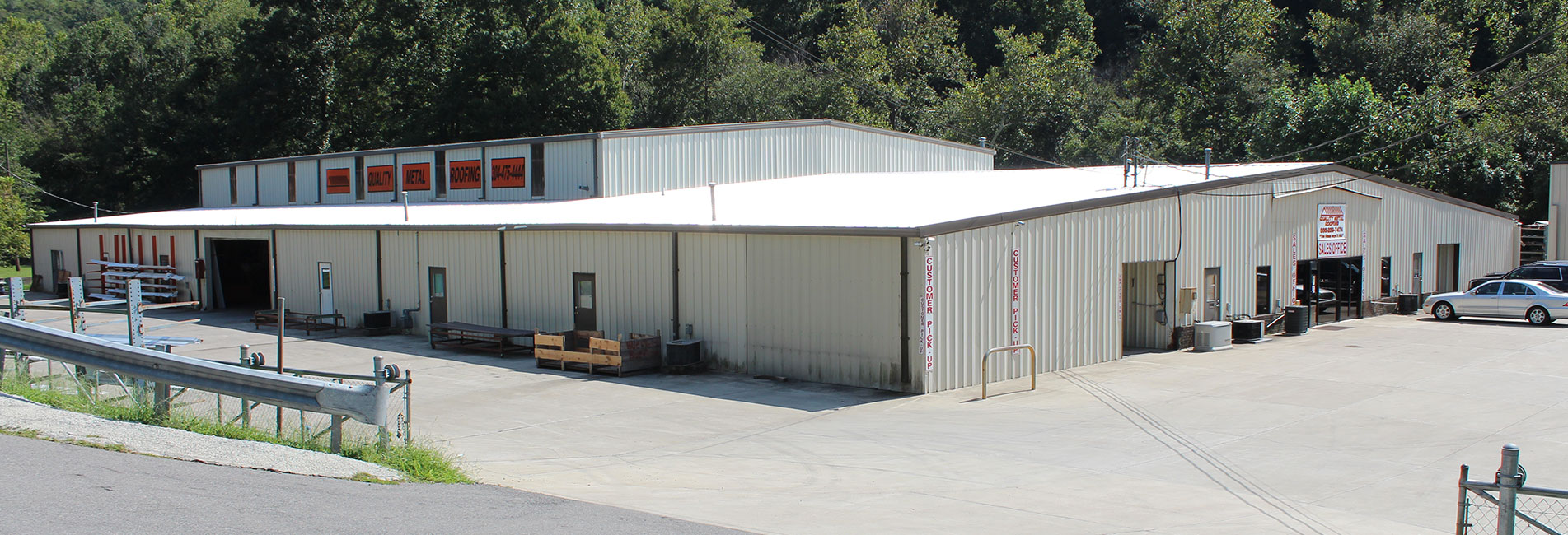 Residential Commercial Metal Roofing Siding Manufacture